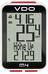 VDO M4 WR - Ciclocomputadores inalámbricos - blanco/negro